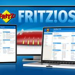 AVM FRITZOS 650 Screens De