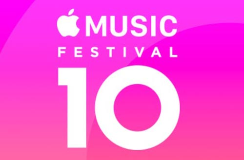 Apple Music Festival 10