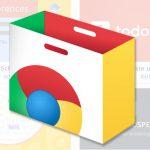 Chrome Web Store Header