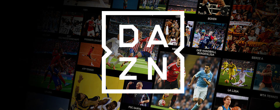 DAZN Livesport Streamingdienst Startet In Deutschland