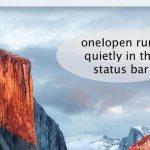 Oneiopen