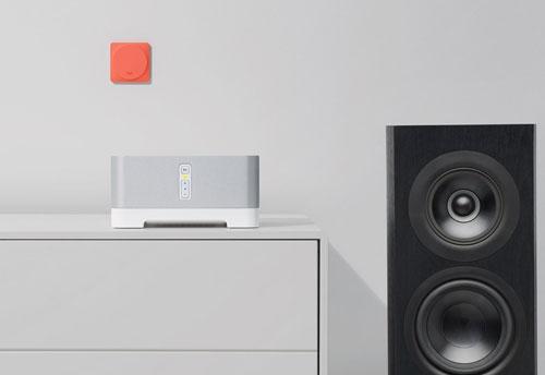 logitech pop intelligenter schalter f r philips hue sonos belkin und co. Black Bedroom Furniture Sets. Home Design Ideas