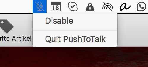 Push To Tall Ptt App Mac