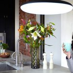 Philips Hue White Ambiance Cher Pendelleuchte Lifestyle 1