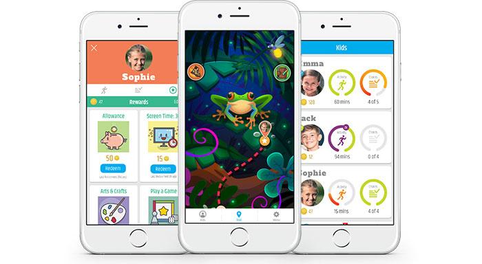 Garmin Vivofit Jr App