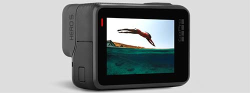 Gopro Hero5 Touchdisplay 500