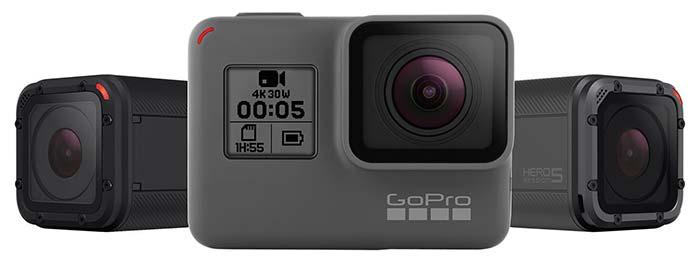 Gopro Hero5x700