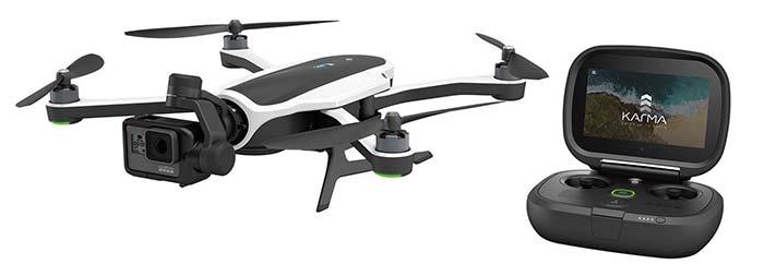 Gopro Karma Dronex700