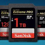 Sandisk 1tb Sdxc Speicherkarte
