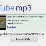 Youtube Mp3 Screenshot