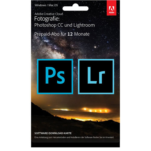 Adobe Foto Cloud