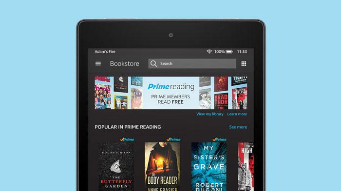 Amazon Prime Readin