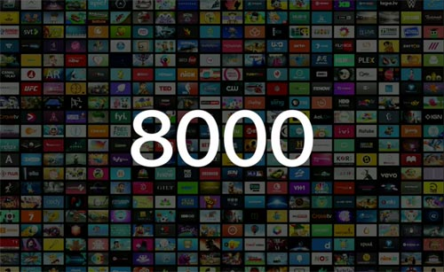Apple Tv 8000 Apps