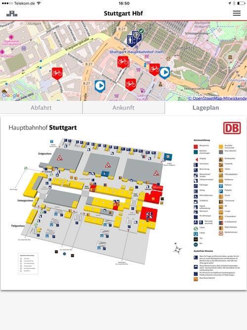 Bahnhof Live App Deutsche Bahn 1