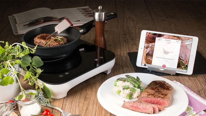 Cuciniale Kochplatte Mit Sensor