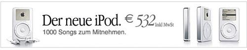 Der Neue Ipod Apple
