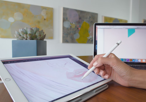 Duet Display Ipad Zeichentablett