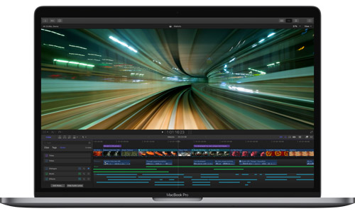Final Cut Pro Macbook