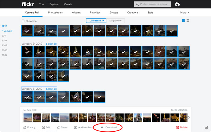 Flickr Download Alle Bilder