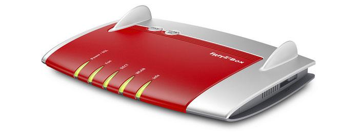Fritzbox 7430 Vodafone