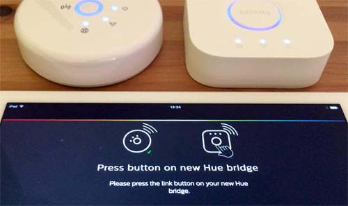 Hue Bridge Transfer