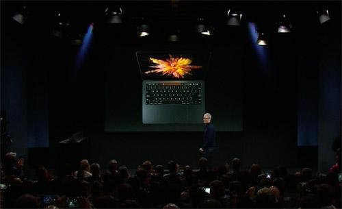 Macbook Pro Praesentation Tim Cook
