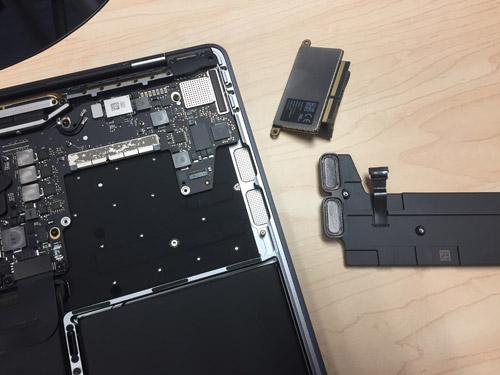 Macbook Pro Zerlegt
