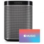 Sonos Apple Music Geschenkkarte
