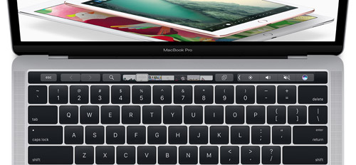 Touch Bar Macbook