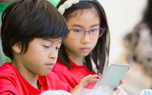 Apple Hour Of Code Kinder