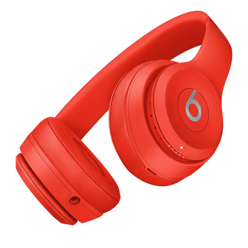Beats Solo3 Wireless Red Edition