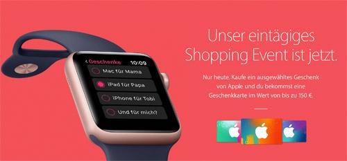 Black Friday Apple Deutschland