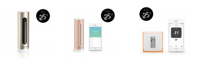 Black Friday Netatmo