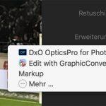 Fotos Erweiterung Graphicconverter