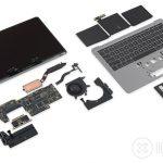 Macbook Pro 2016 Zerlegt