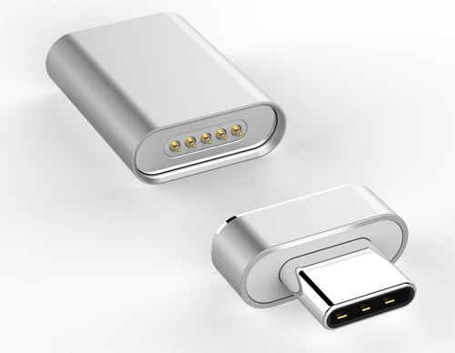 Snapanator Magsafe Adapter