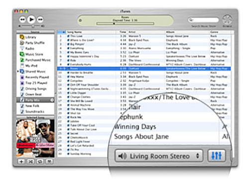 Airtunes In Itunes