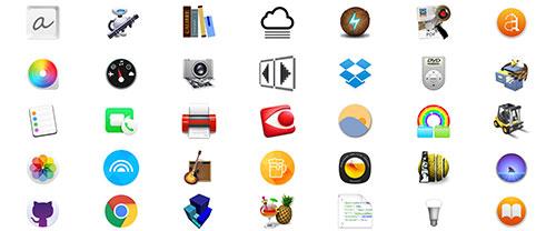 App Auswahl