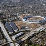 Apple Hq Cupertino Luft