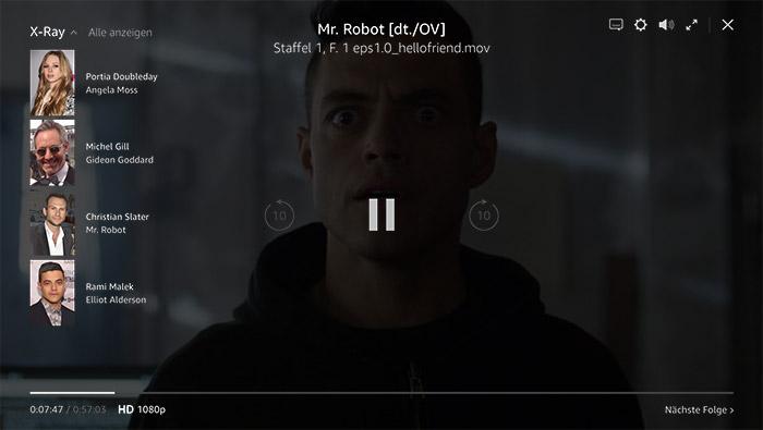Mr Robot Screenshot