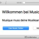 Musique Scannen