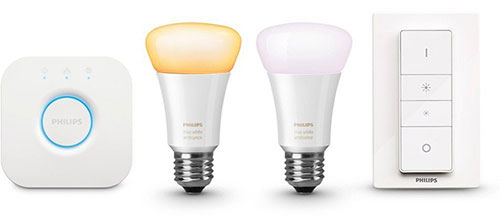 Philips Hue Starter Set White Ambiance