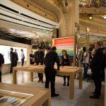 Apple Paris Lafayette
