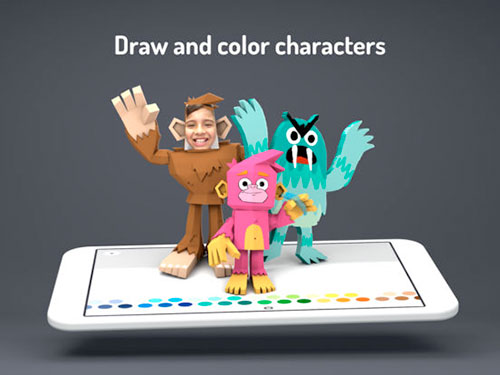 Draw Toontastic