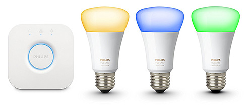 Philips Hue E27 Starter Kit Generation 3