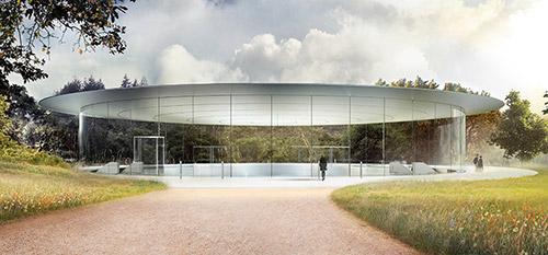 Apple Steve Jobs Theater