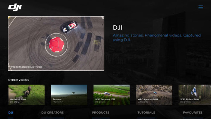 Dji App Apple Tv
