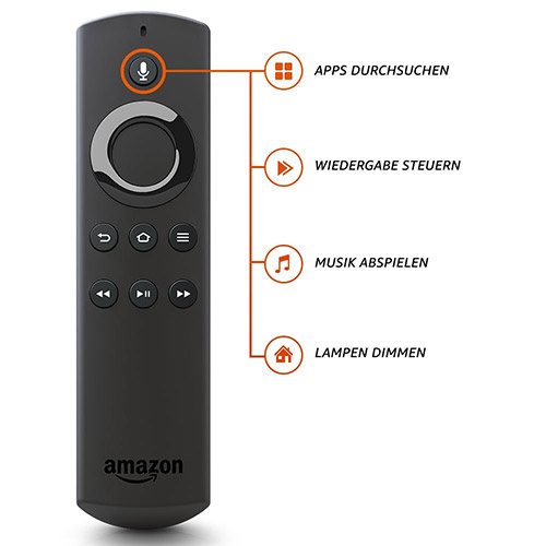 neuer fire tv stick mit alexa sprachfernbedienung erh ltlich. Black Bedroom Furniture Sets. Home Design Ideas