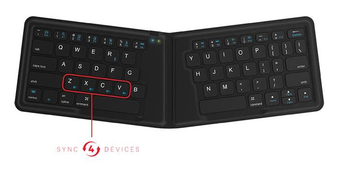 Kanex Foldable Keyboard