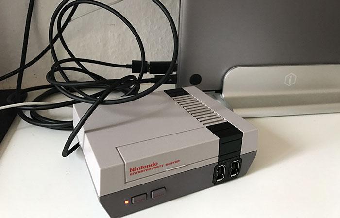Nintendo Konsole Am Mac